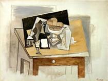 Picasso (Naturaleza muerta)