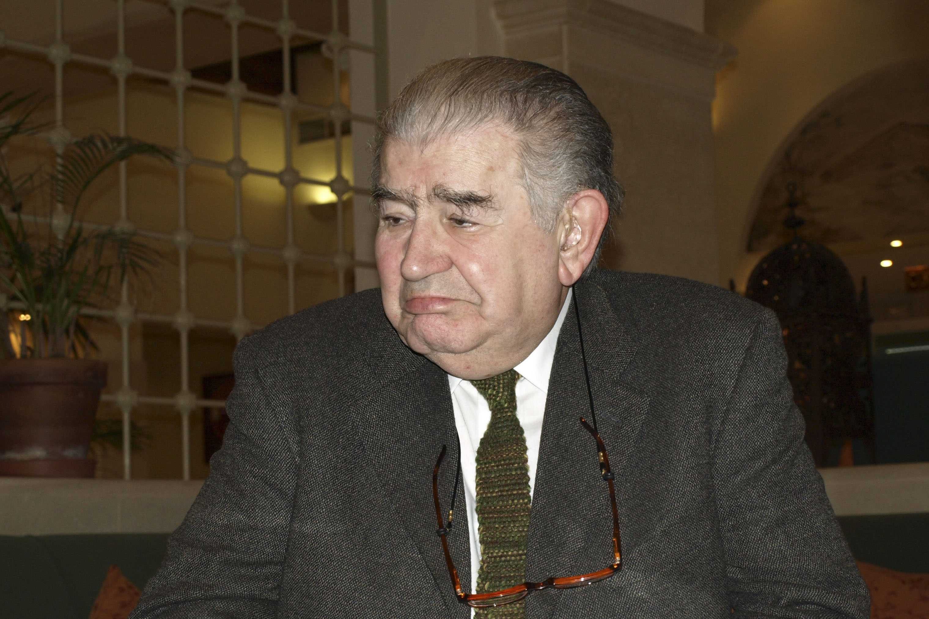 Antonio Gamoneda: la luz como amenaza