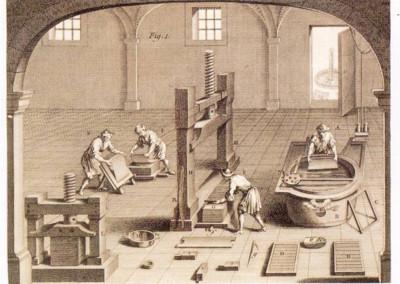 10 Fabricación de papel