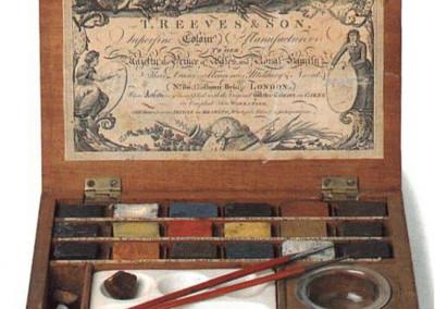 24 Caja portatil s XIX