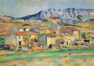 Monte Santa Victoria (Aix Provence)