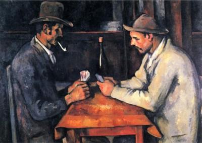 Jugadores de cartas (1893)