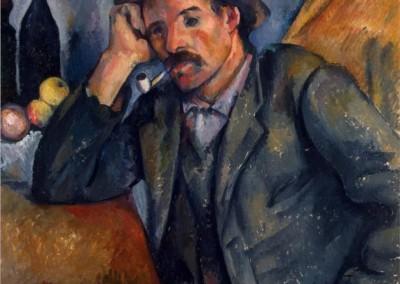 El fumador (1890)