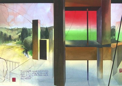 El joven arquitecto - Alberto De Burgos
