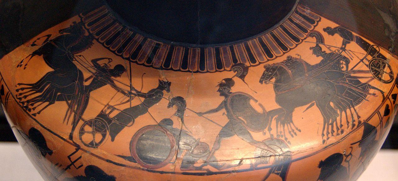 Neoptolemos Eurypylos Martin von Wagner Museum