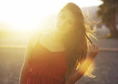Besando el sol