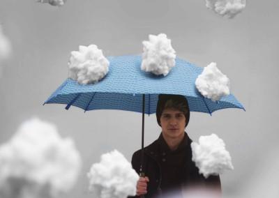 Cuando las nubes empezaron a caer ´Guadalupe Molina