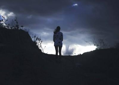 El huracán no espera - Guadalupe Molina