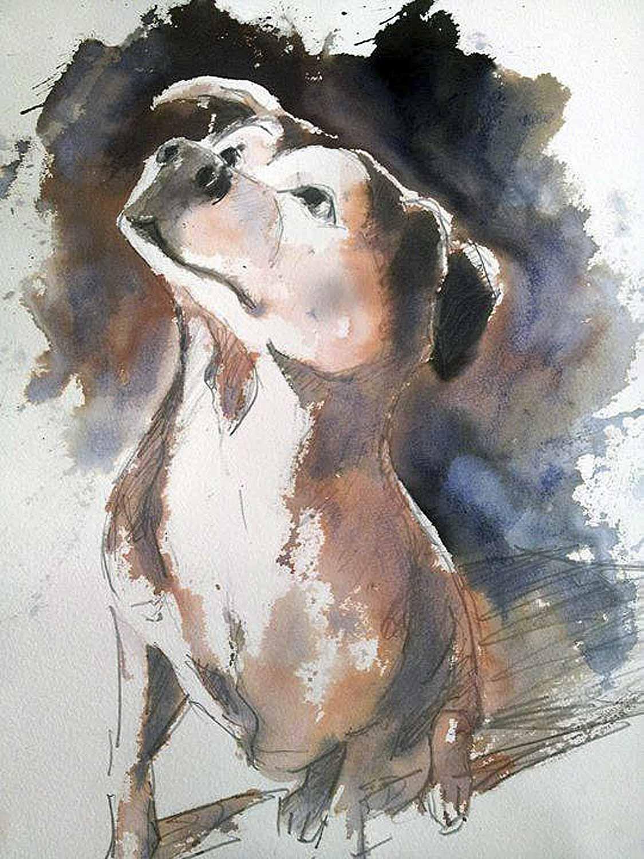 La perra Lola