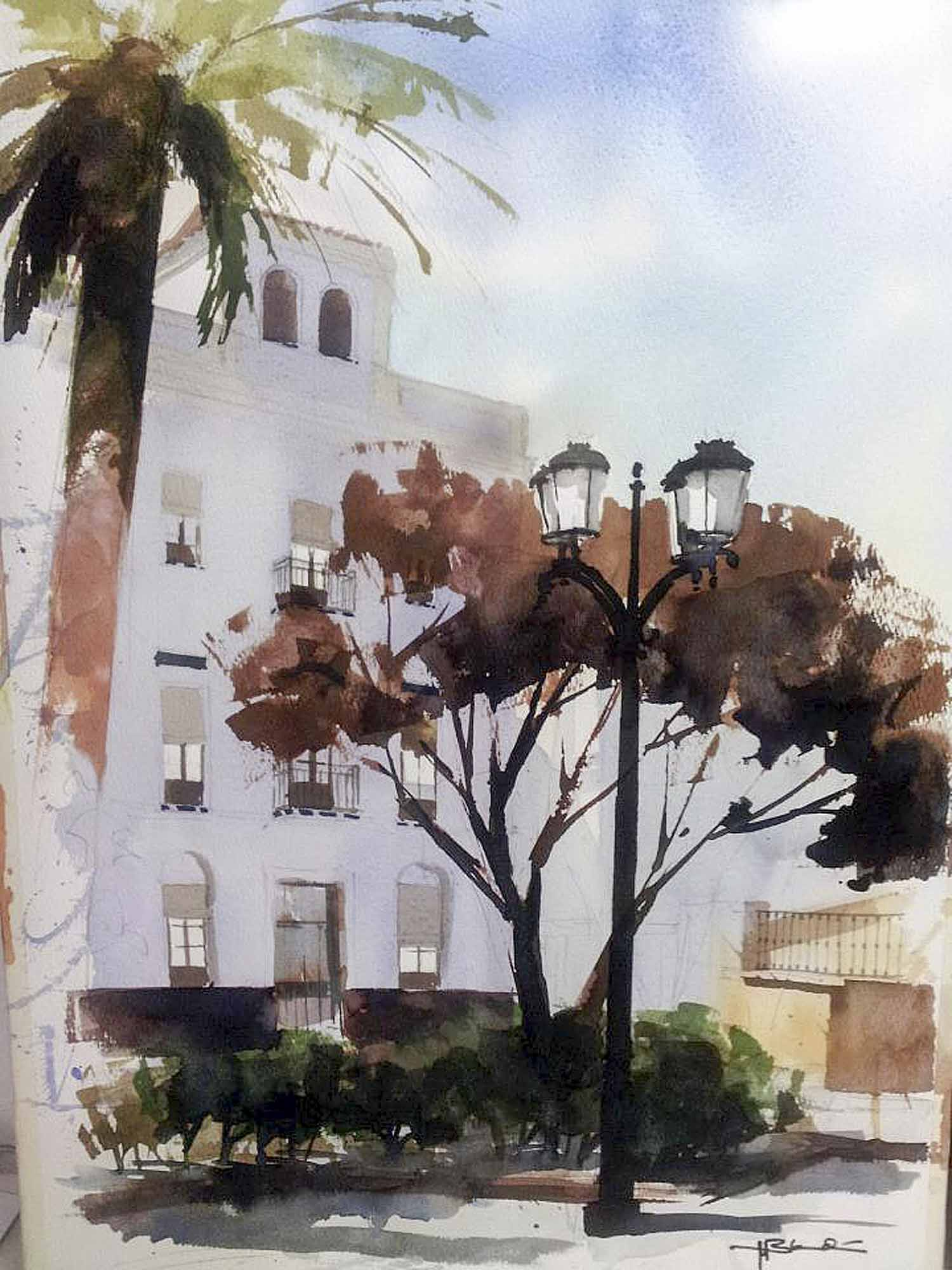 Plaza de San Pedro - Huelva