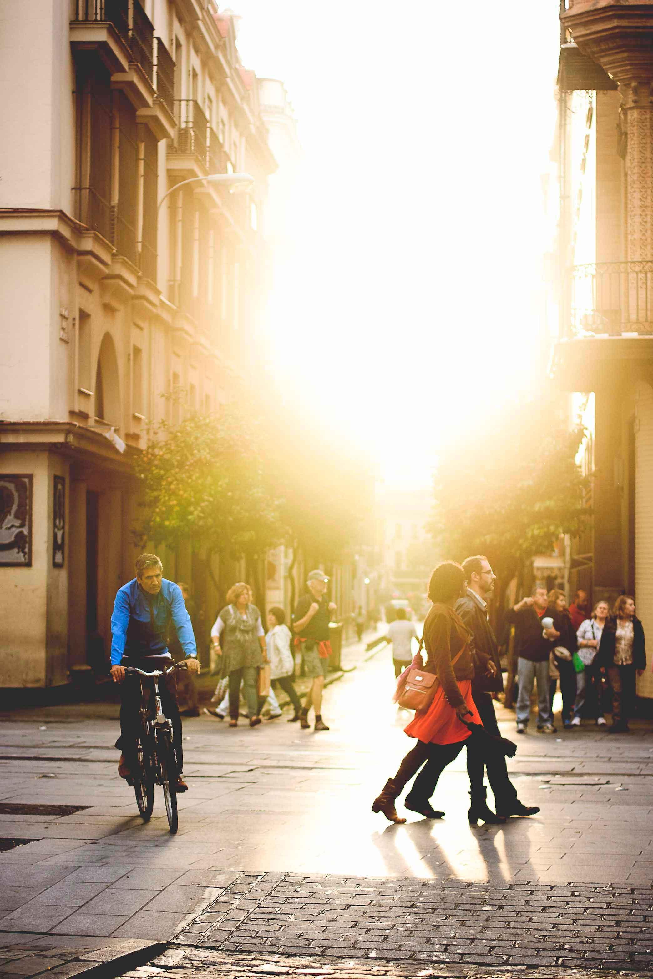 10 Últimas luces del día en la ciudad