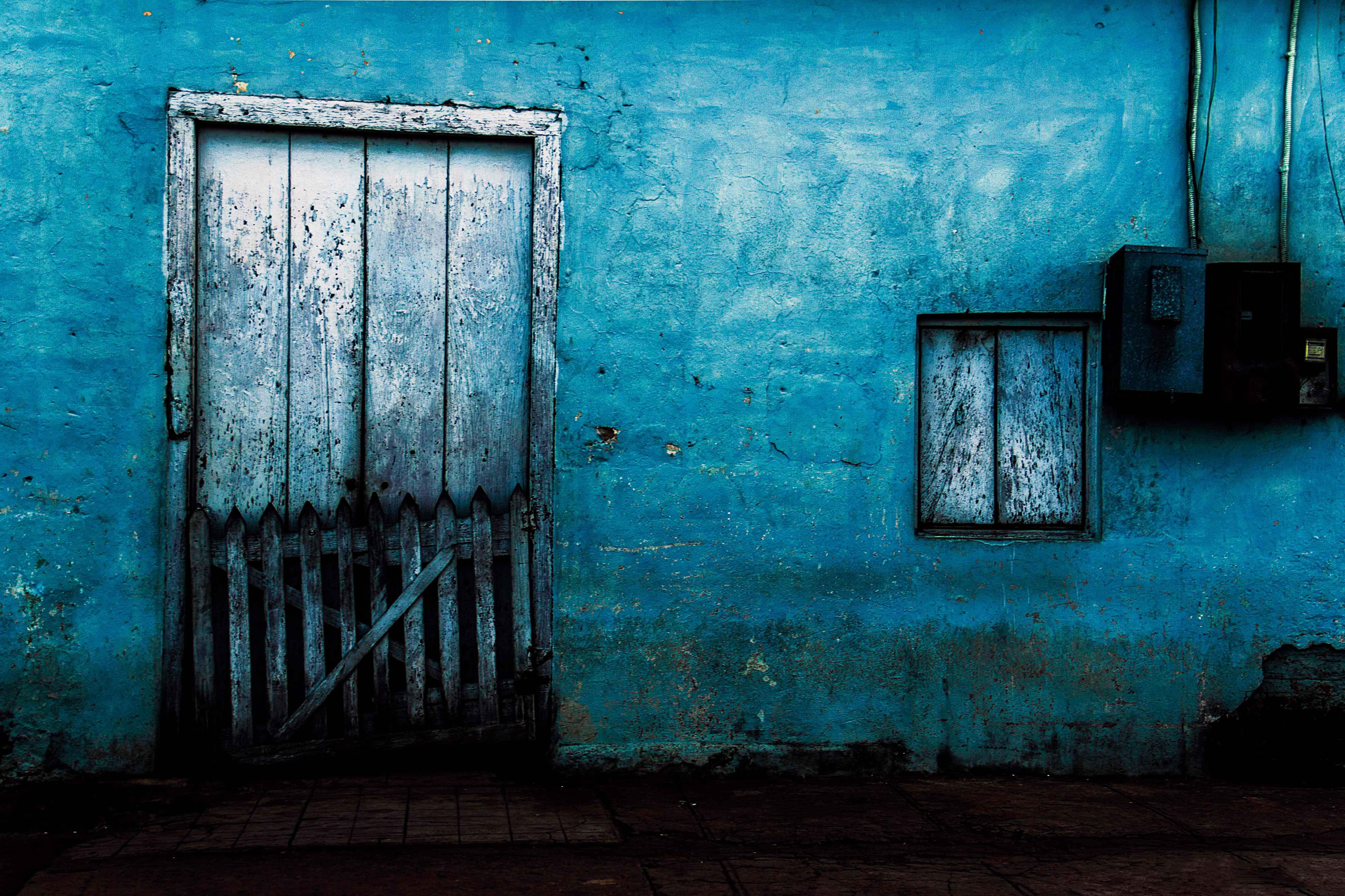 2 La casa Azul