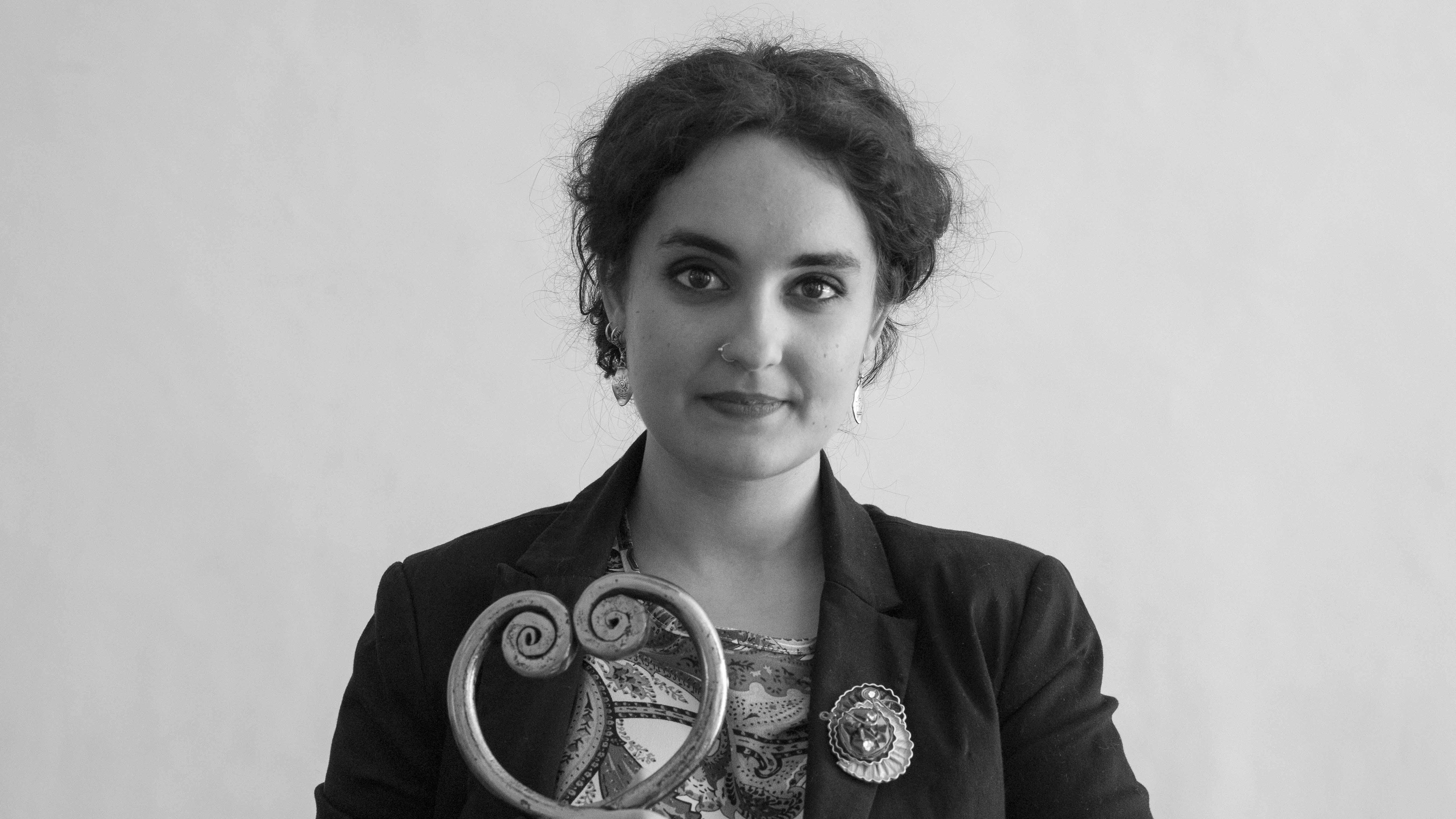 """África García Villén - Premio """"Igualdad"""" 2015"""