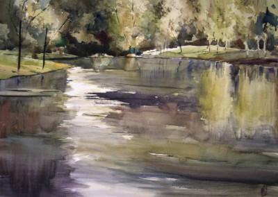 3 Río gris
