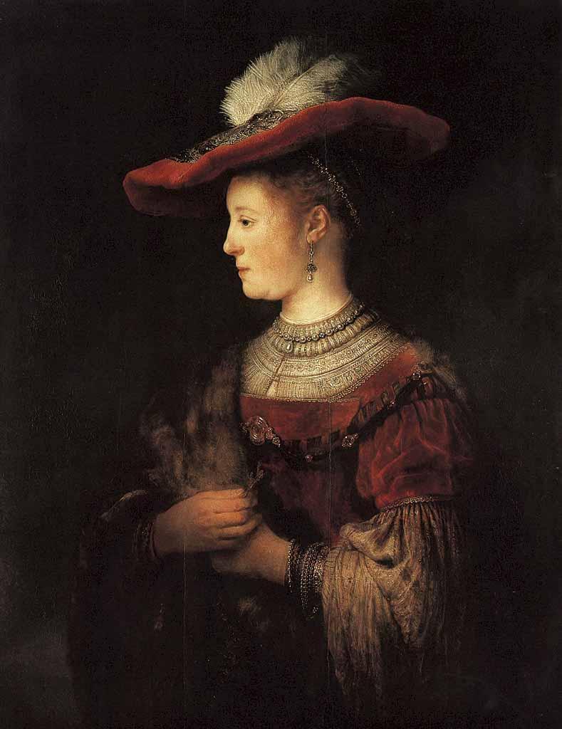 Saskia (1634)