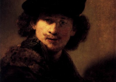 Autorretrato (1634)