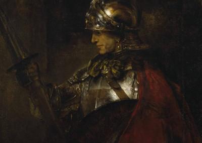Hombre en armadura (1655)