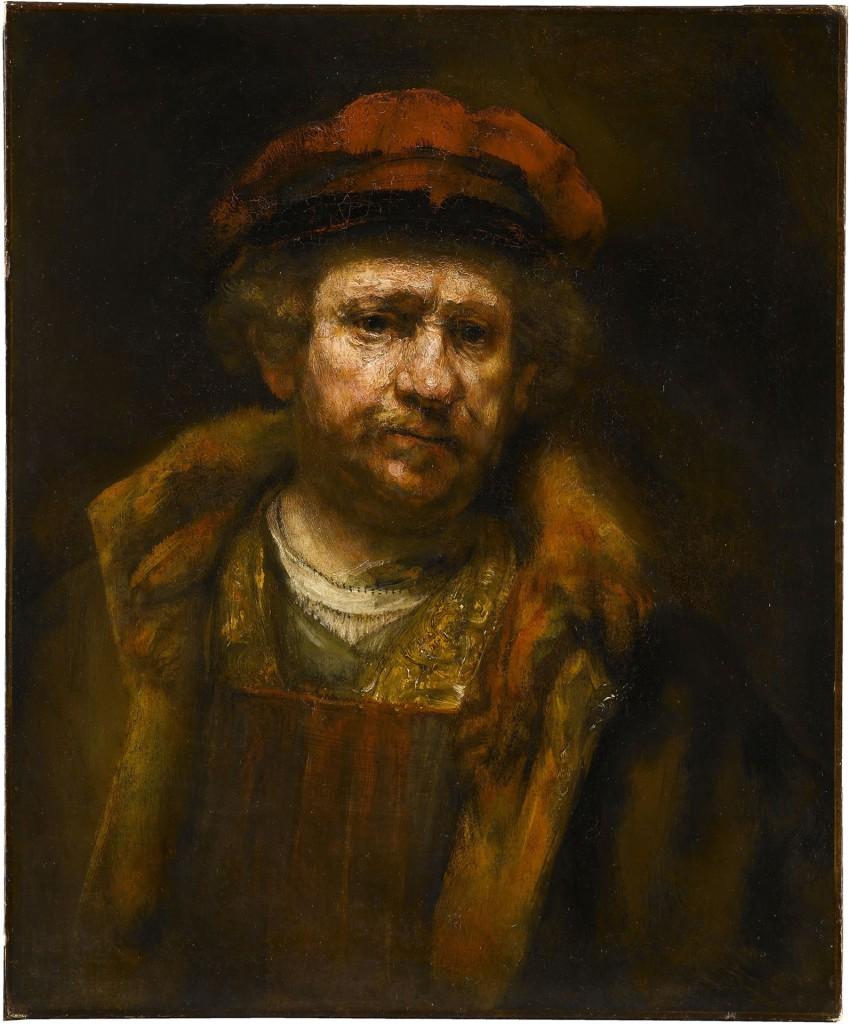 Autorretrato (1660)