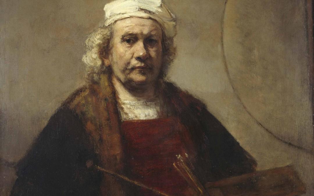 El espejo de Rembrandt