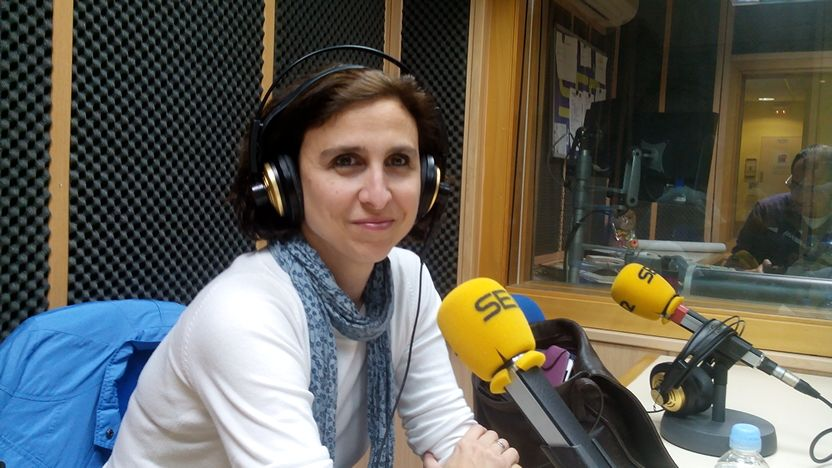 Rosario Pérez Villanueva - Estudio Radio Algeciras