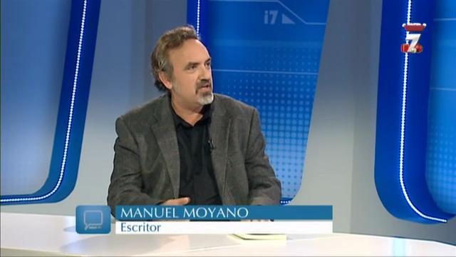 Manuel Moyano en Canal 7