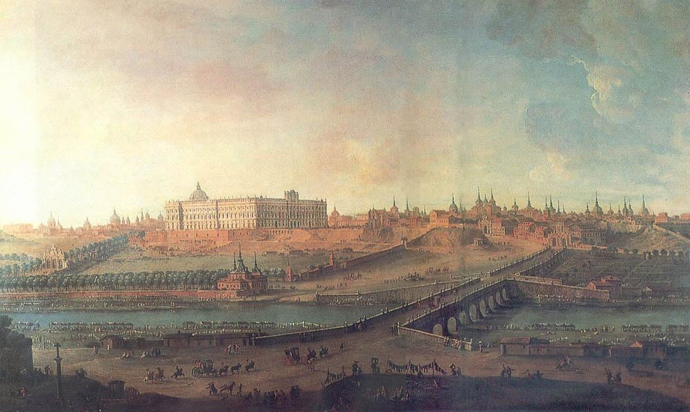 Antonio Joly 1753 - Madrid