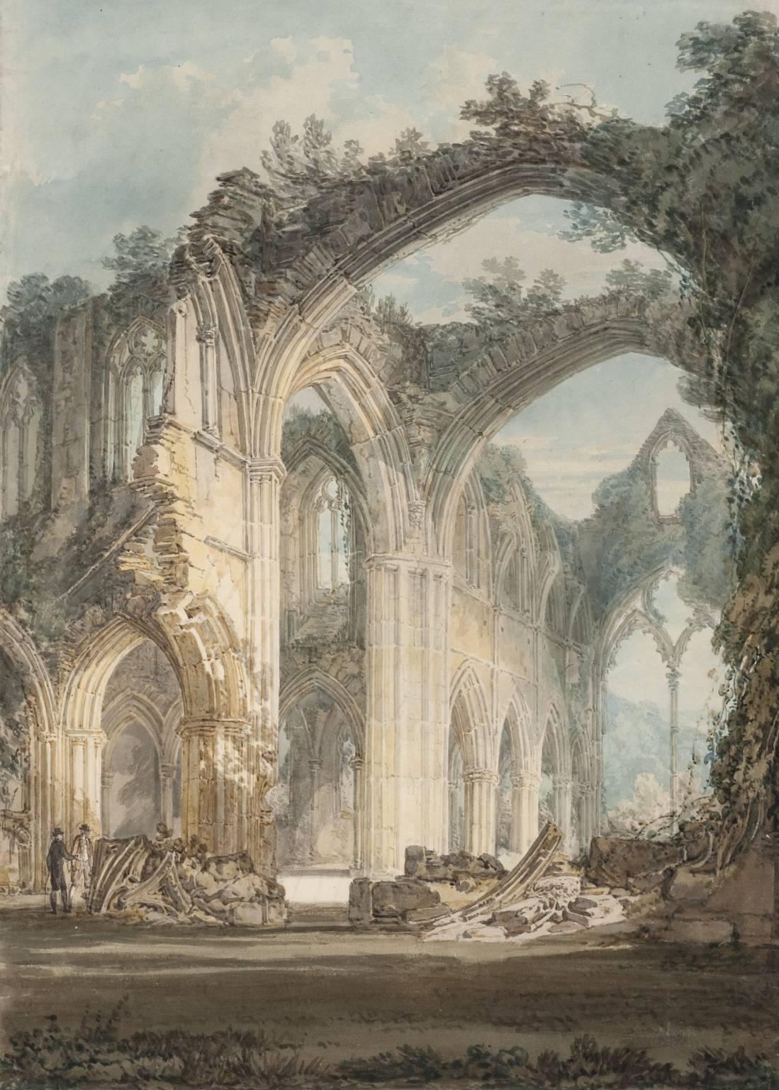 Turner - Abadía de Tintern