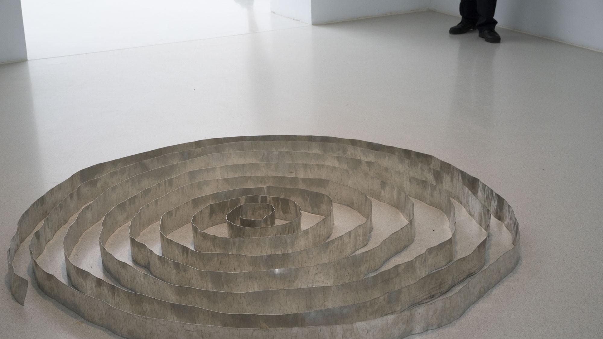 Carl Andre - Materiales