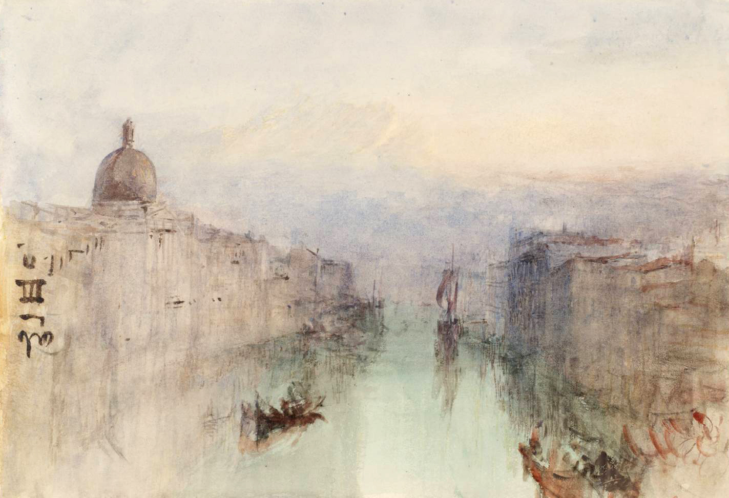 Turner - Fin del Canal