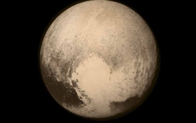 El descubrimiento de Plutón