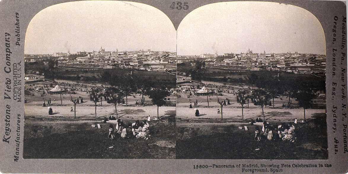 Fotografía de Madrid - 1908