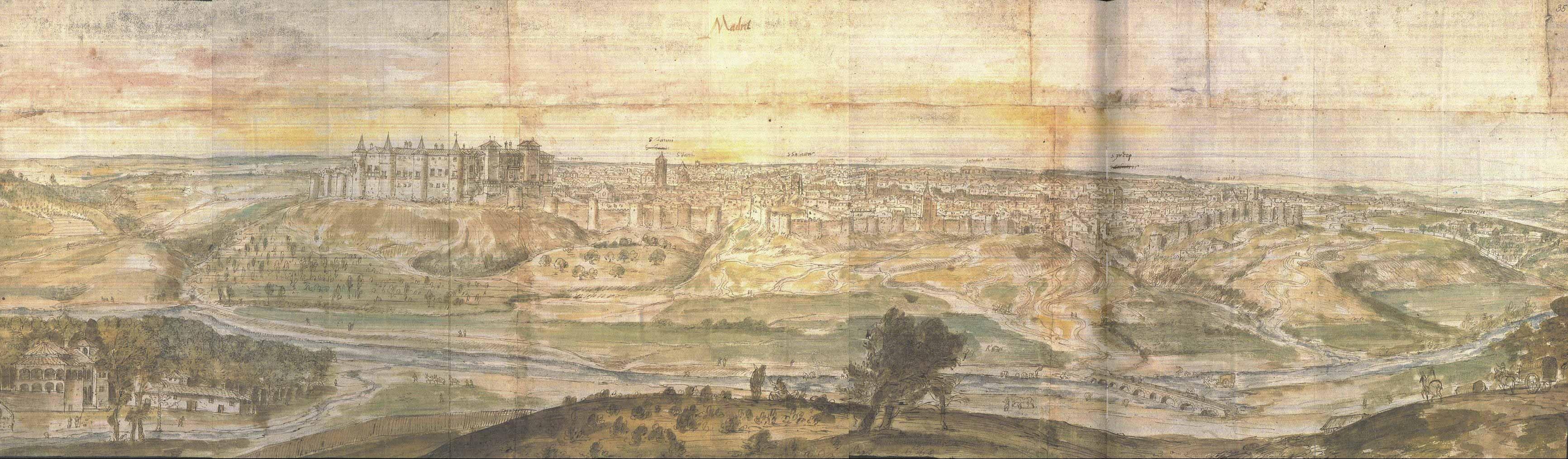 Wingaerde 1563 - Madrid