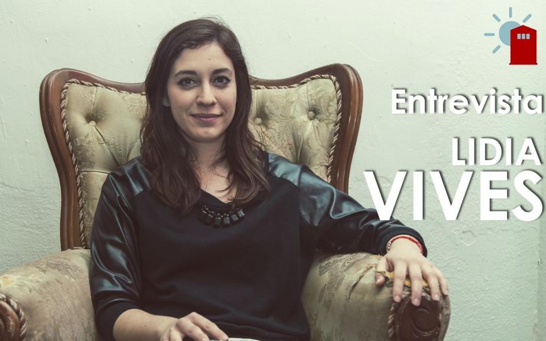 Entrevista a Lidia Vives