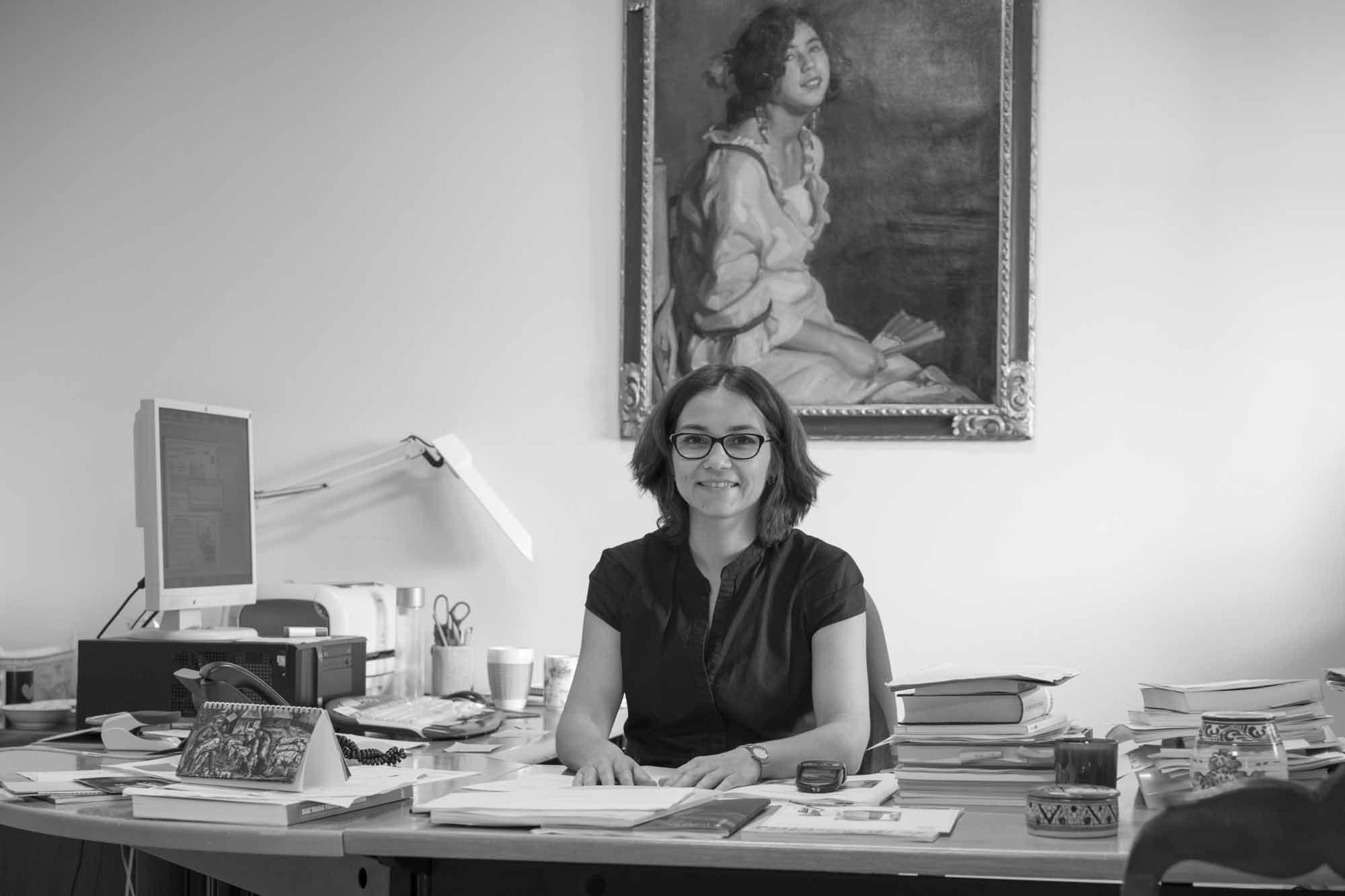 Asunción Cardona - Directora Museo del Romanticismo