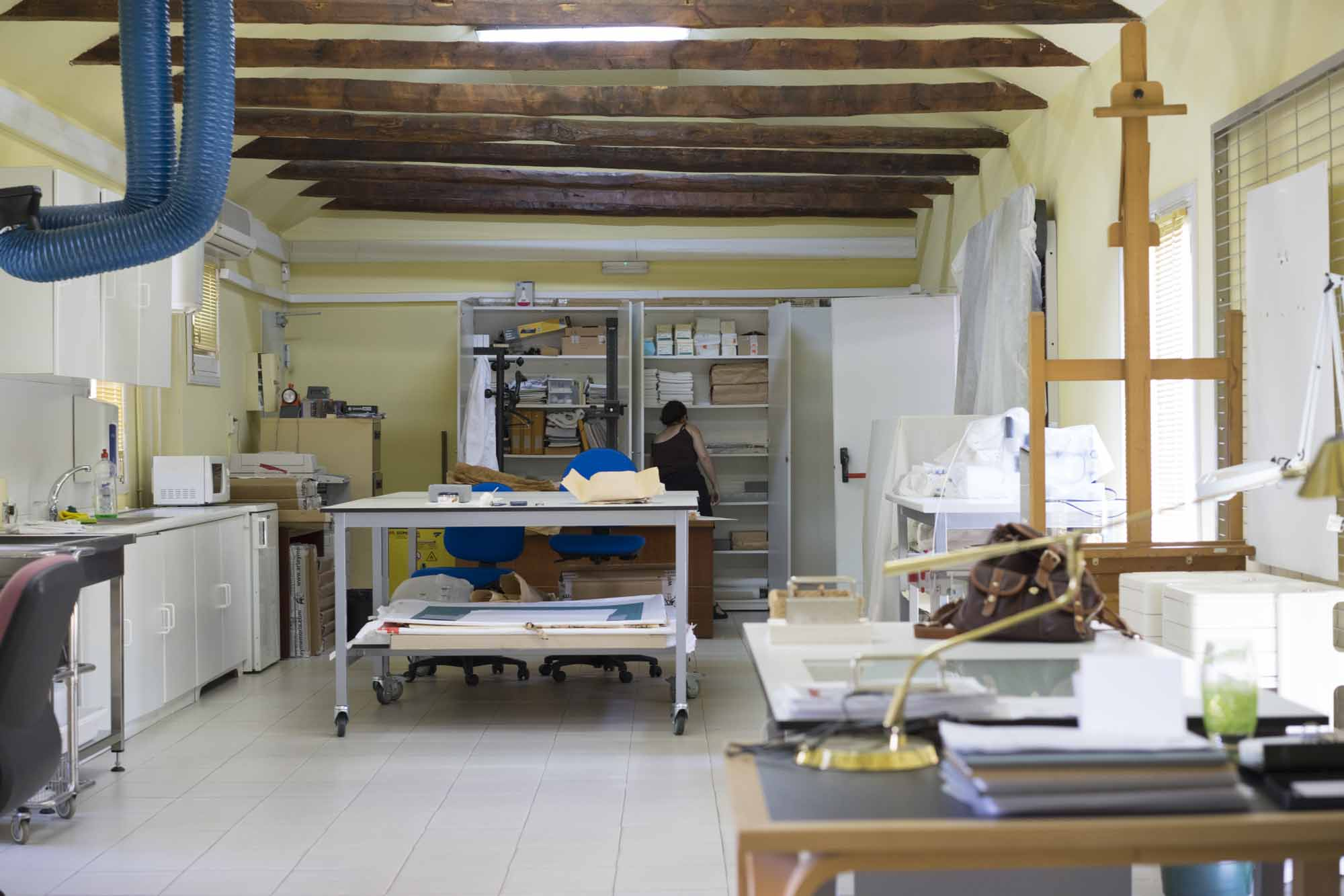 Conservación y restauración - Museo del Romanticismo