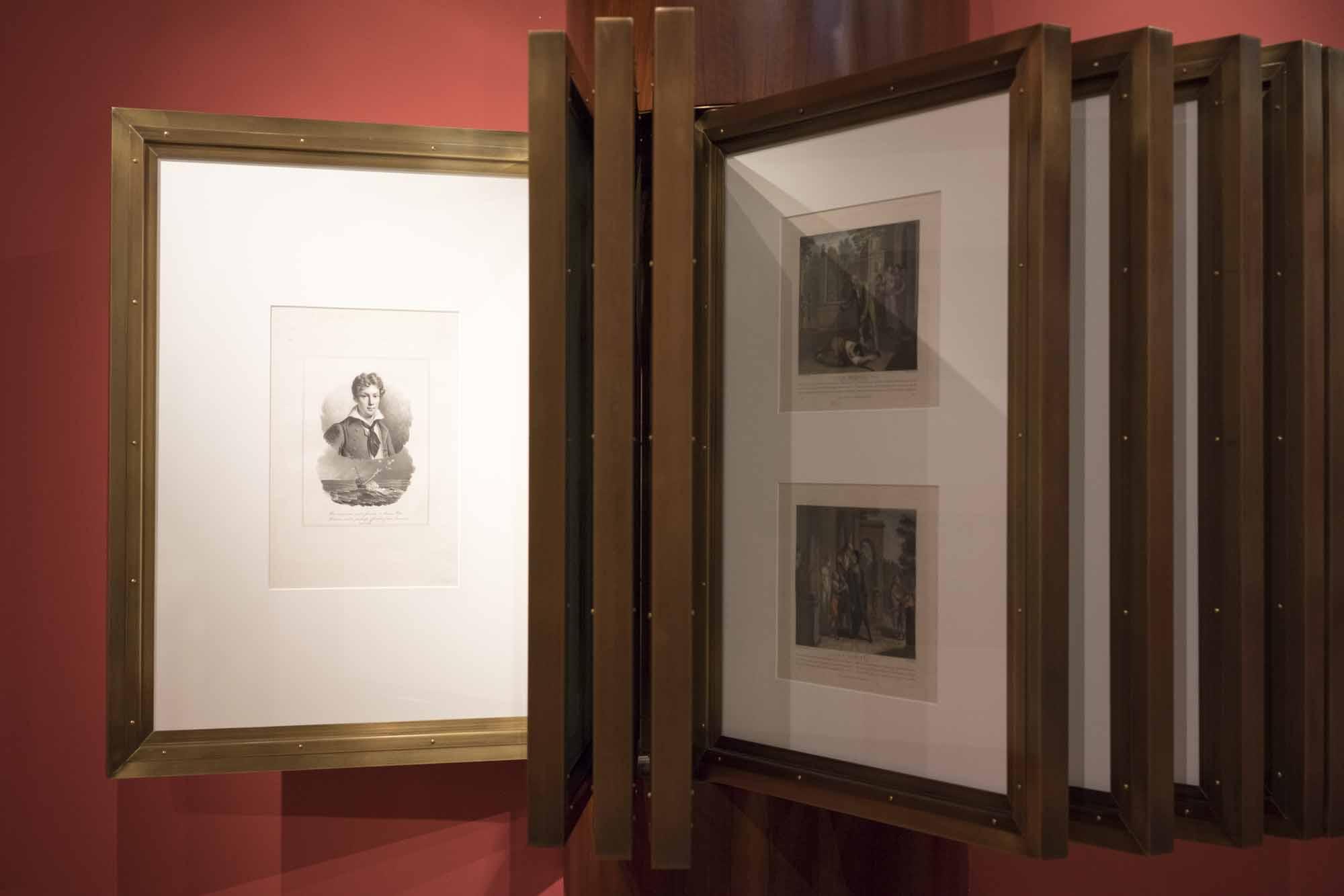 Grabados - Museo del Romanticismo