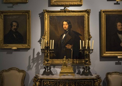 Museo Nacional del Romanticismo: Del joven Werther al siglo XXI