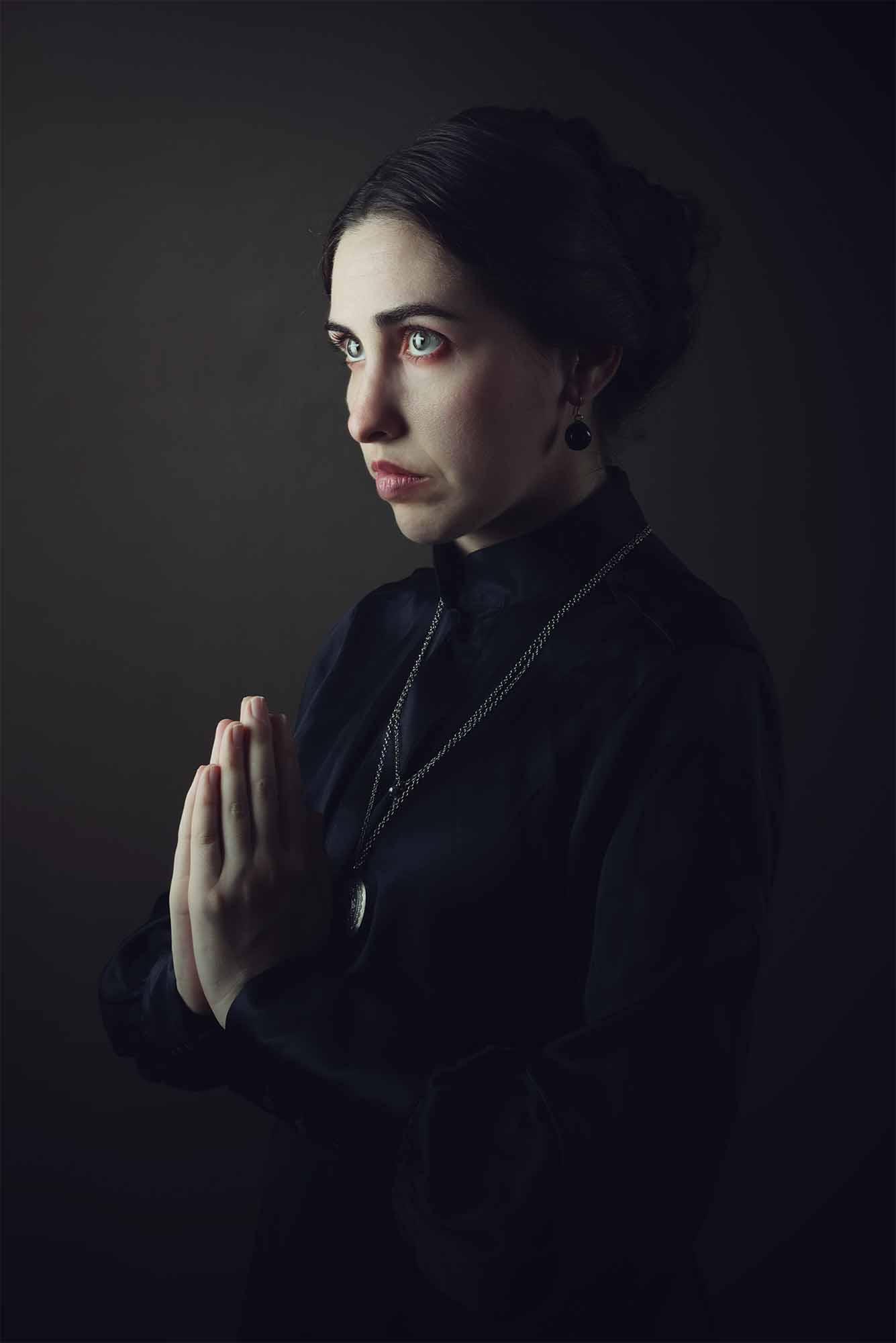 Fátima Ruiz - La efigie y la doncella
