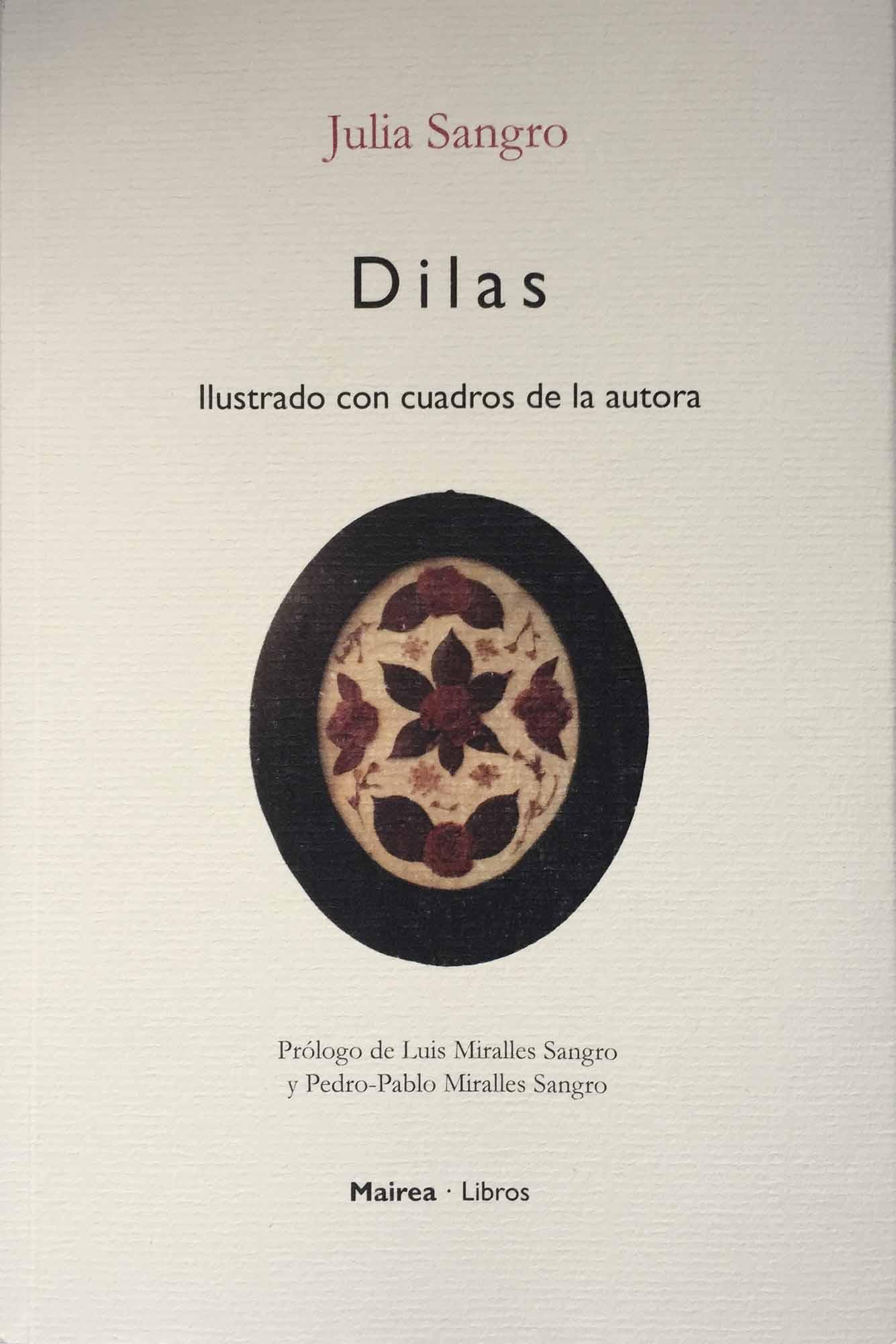 Julia Sangro - Portada Dilas
