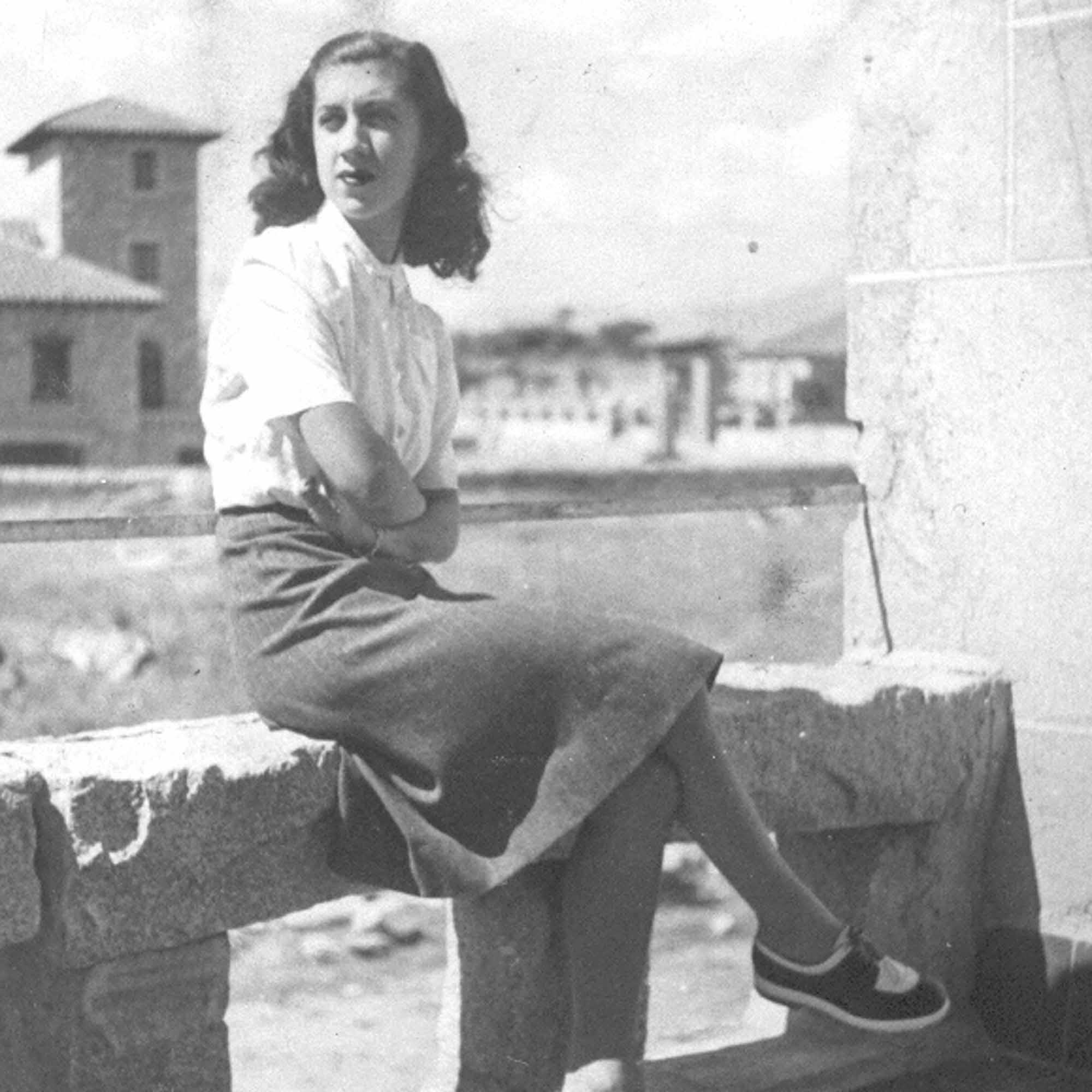 Julia Sangro - Torrelodones 1940