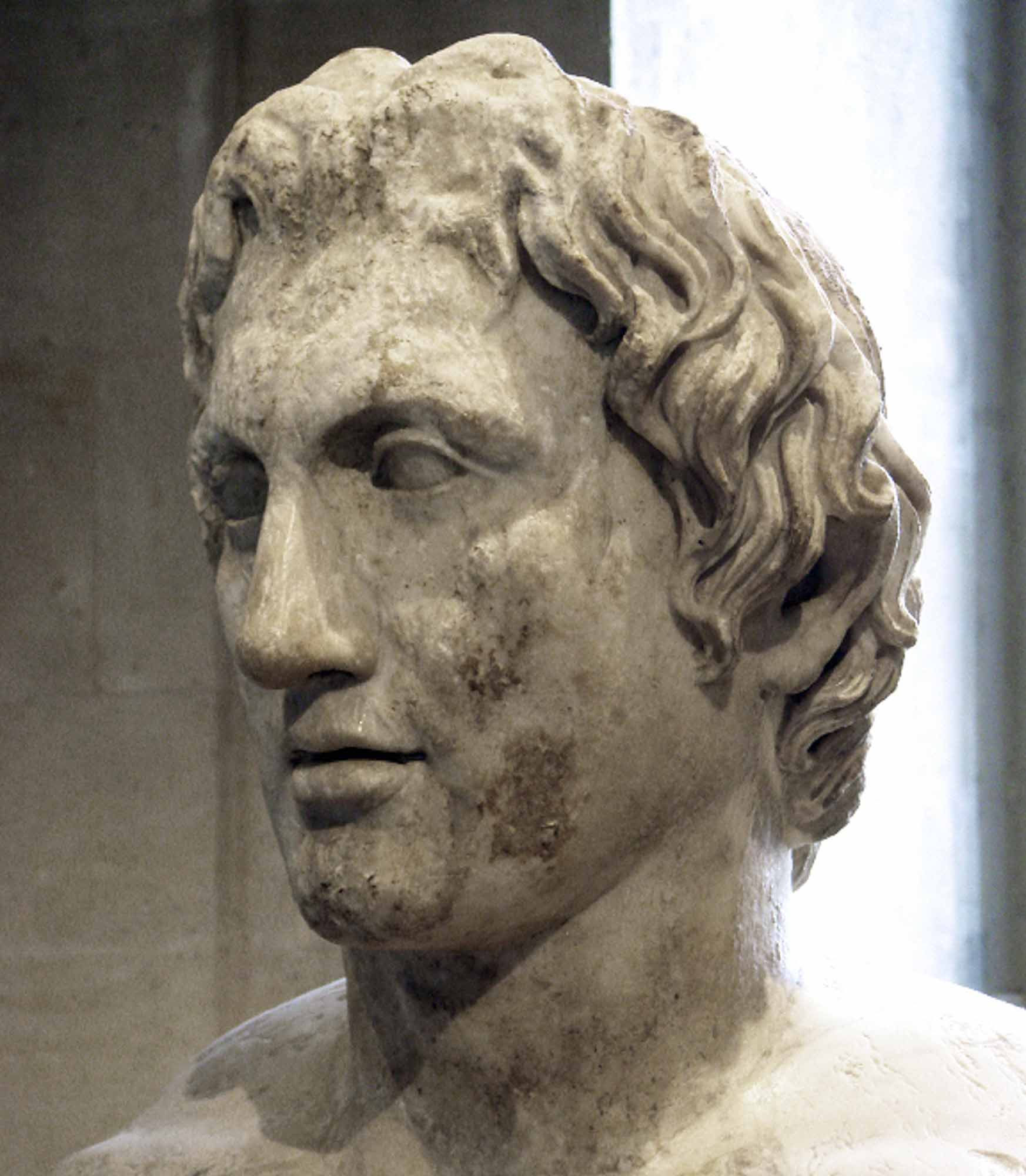 Busto de Alejandro