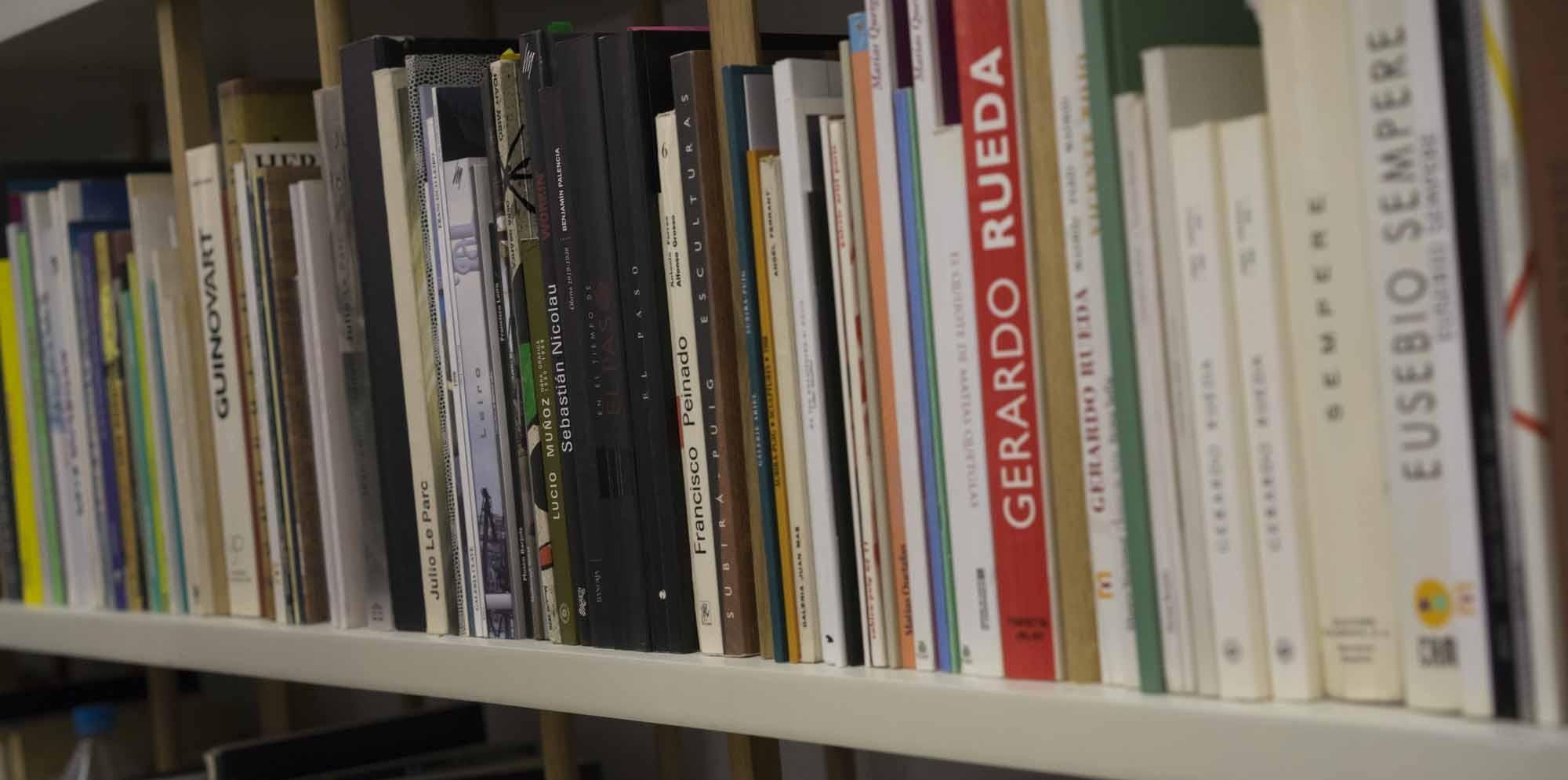 Libros galería