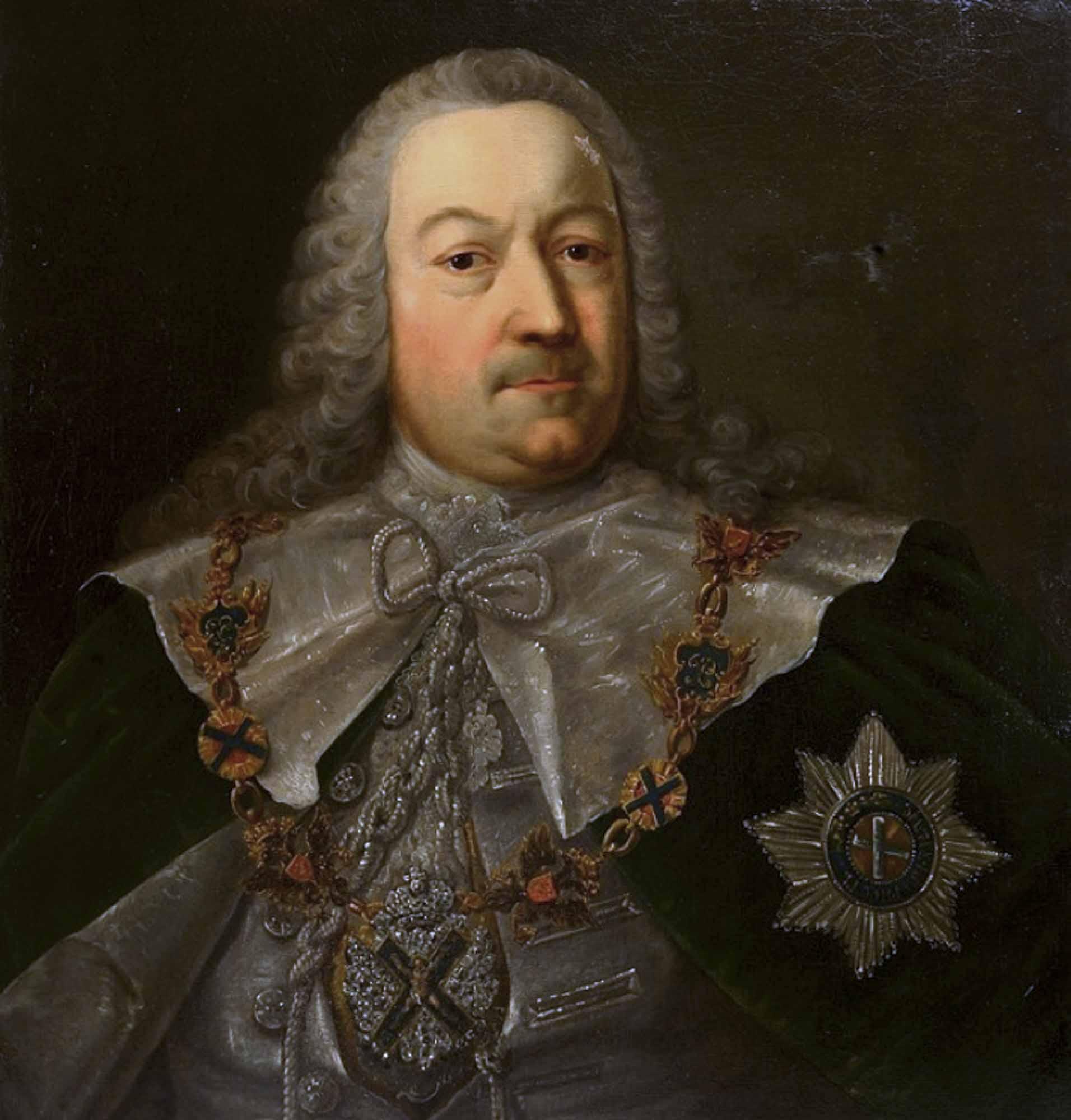 Hermann Carl Graf von Keyserling