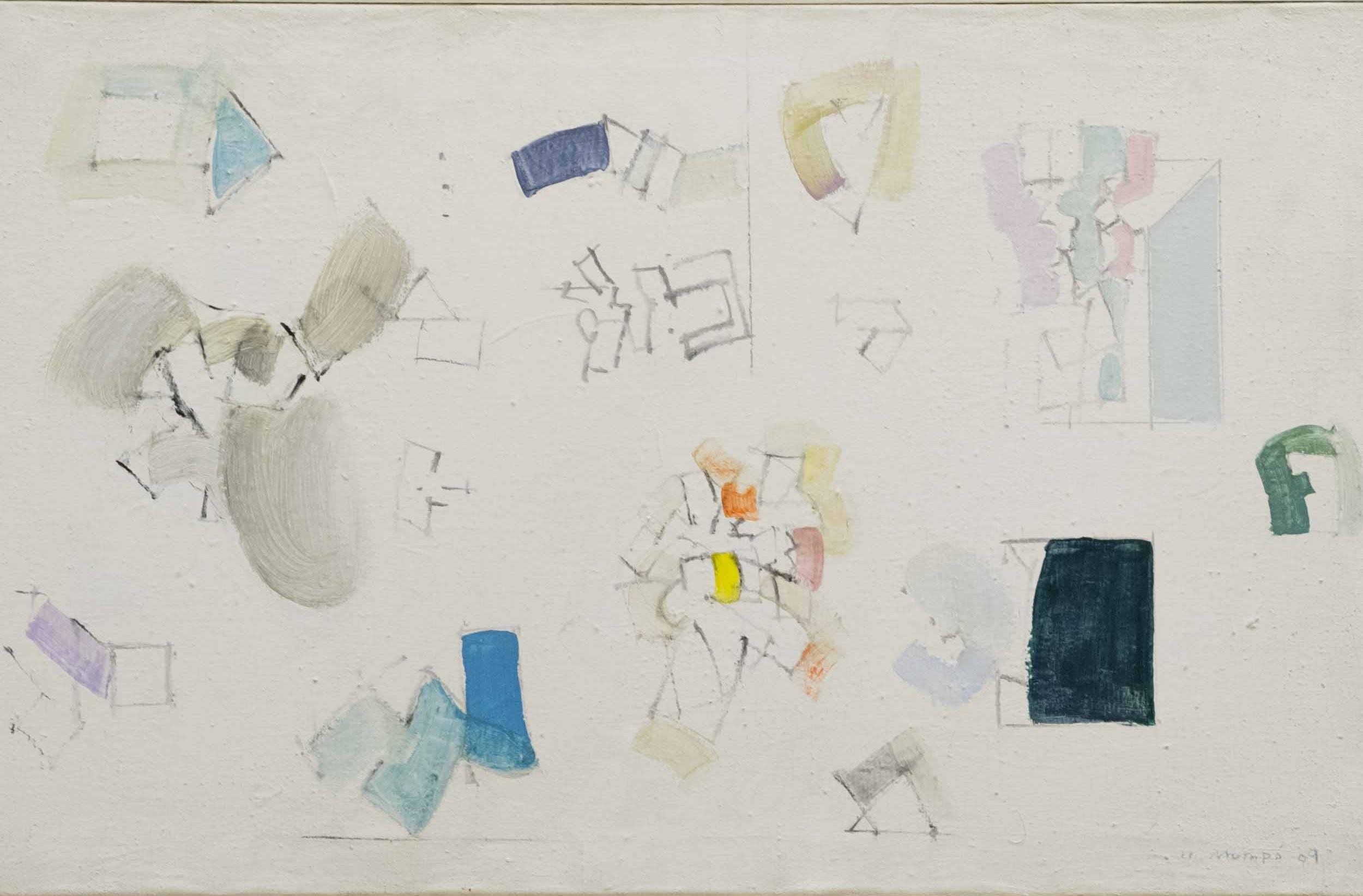 Feito. Pintura 15-B, 1956