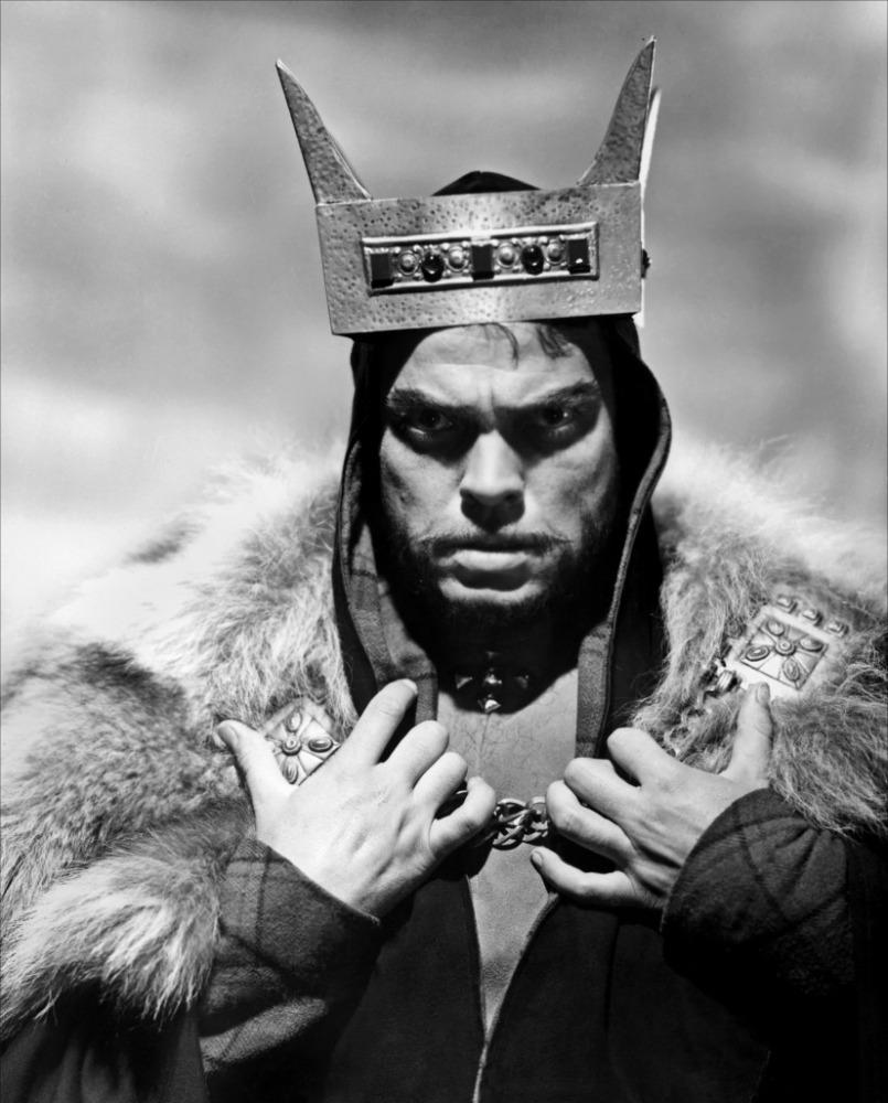 Orson Wells en Macbeth