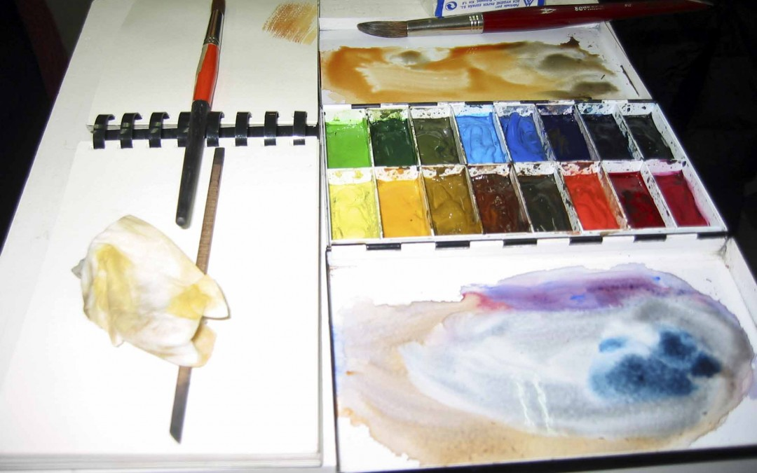 El color en la acuarela