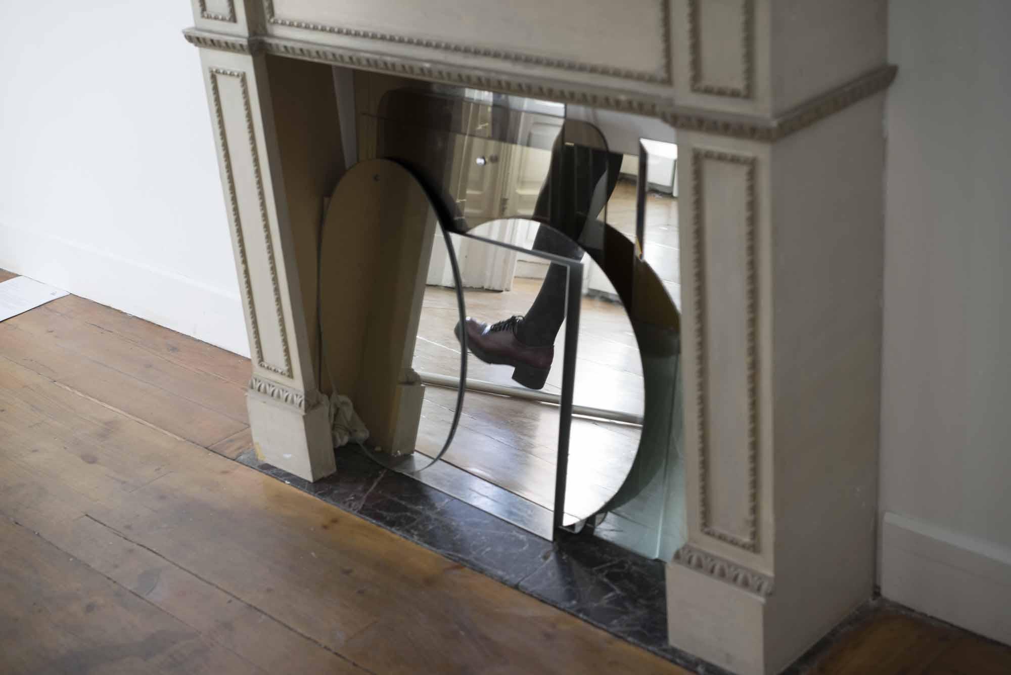 Pie en Casa Leibniz
