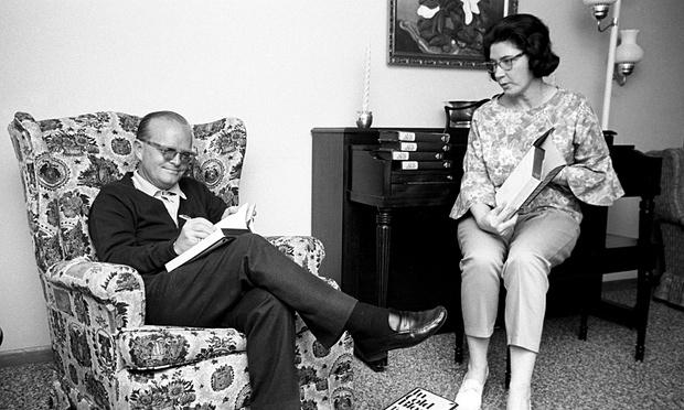 Lee y Truman Capote