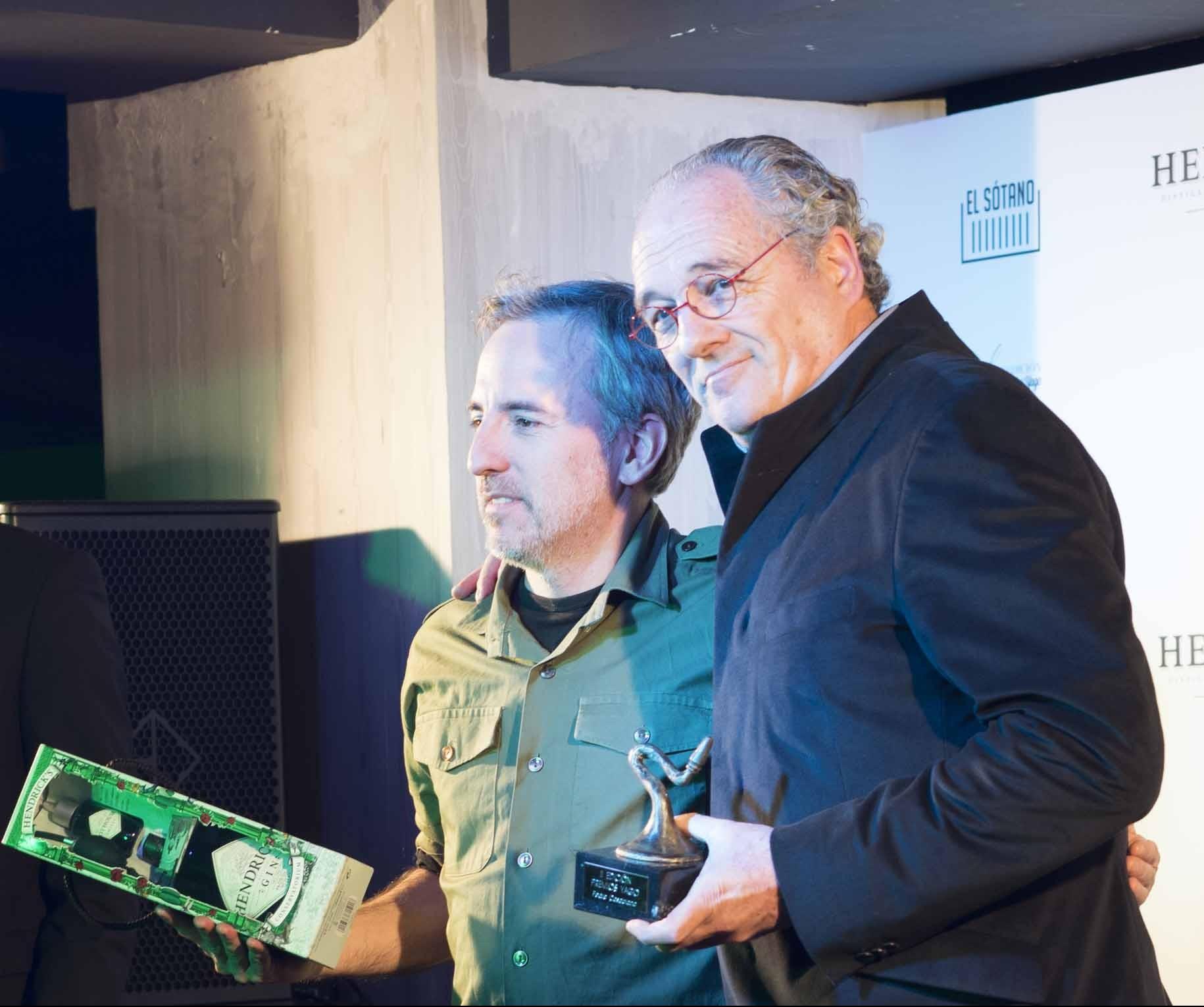 David Ilundain y Carlos Olalla