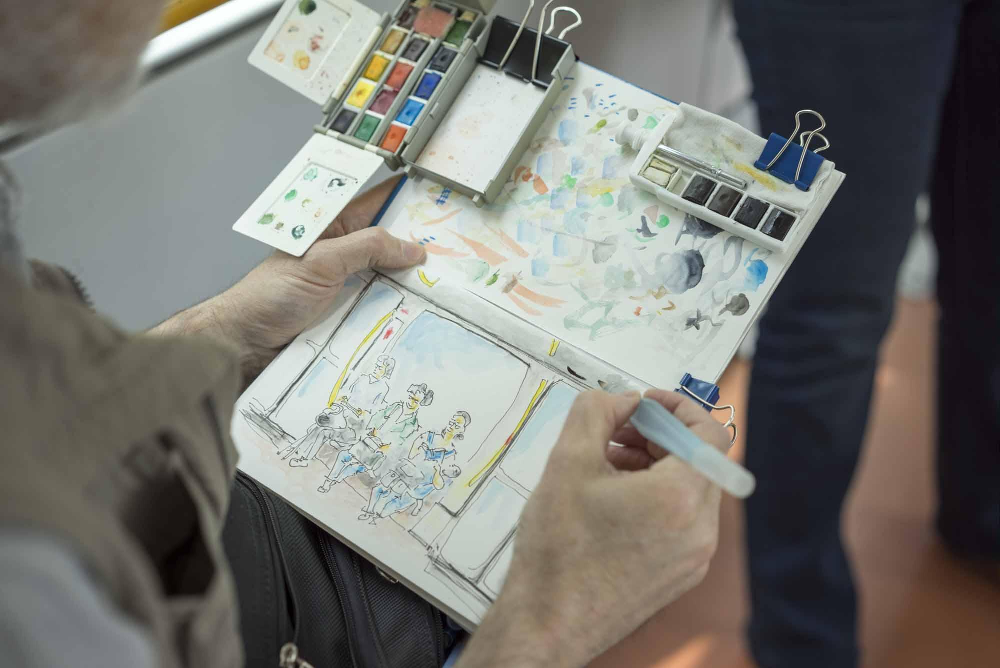 Dibujantes urbanos - kit básico